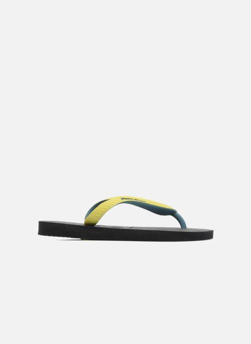 Slippers Havaianas Top Mix Zwart achterkant