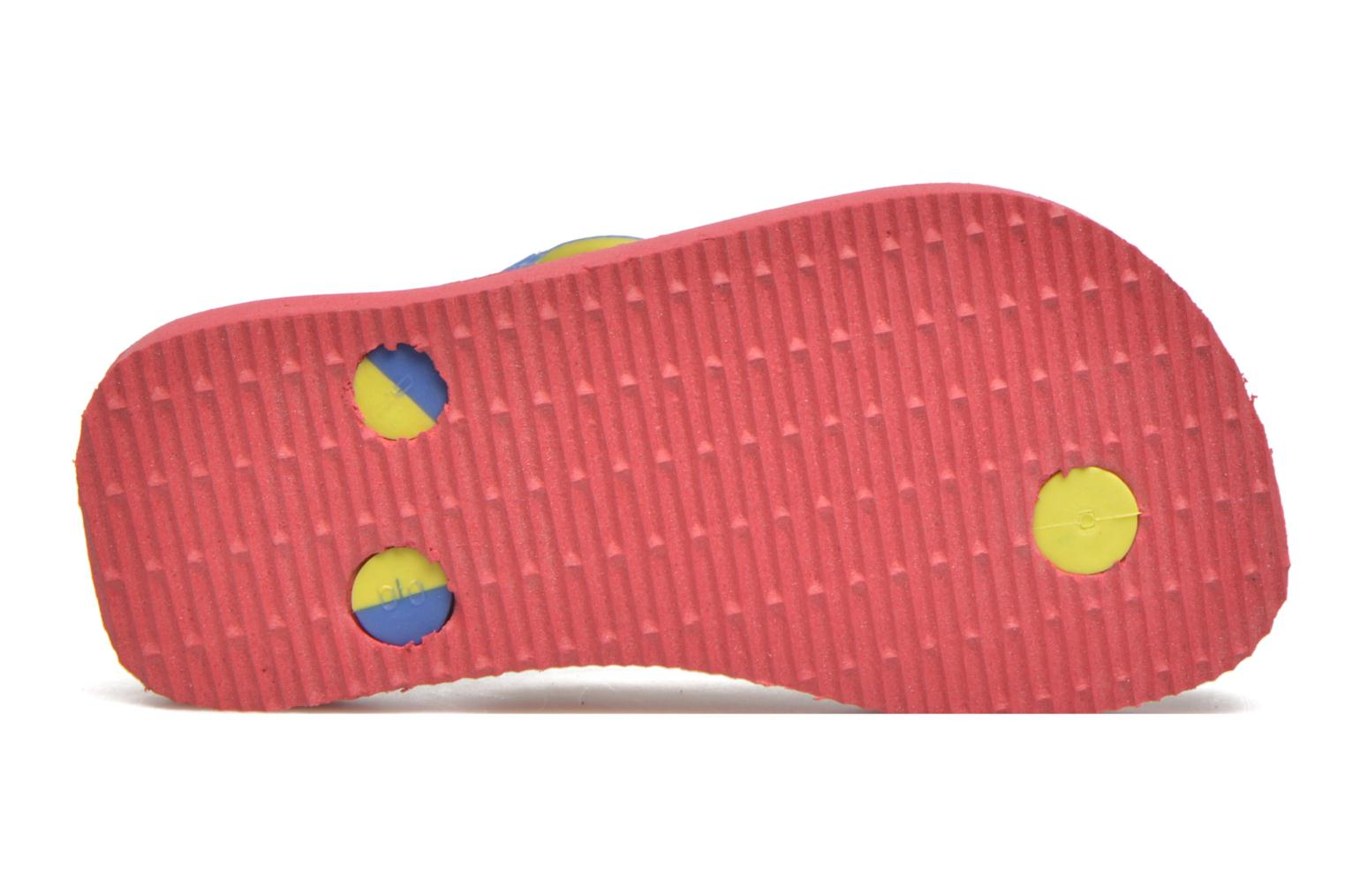 Flip flops Havaianas Top Mix Pink view from above