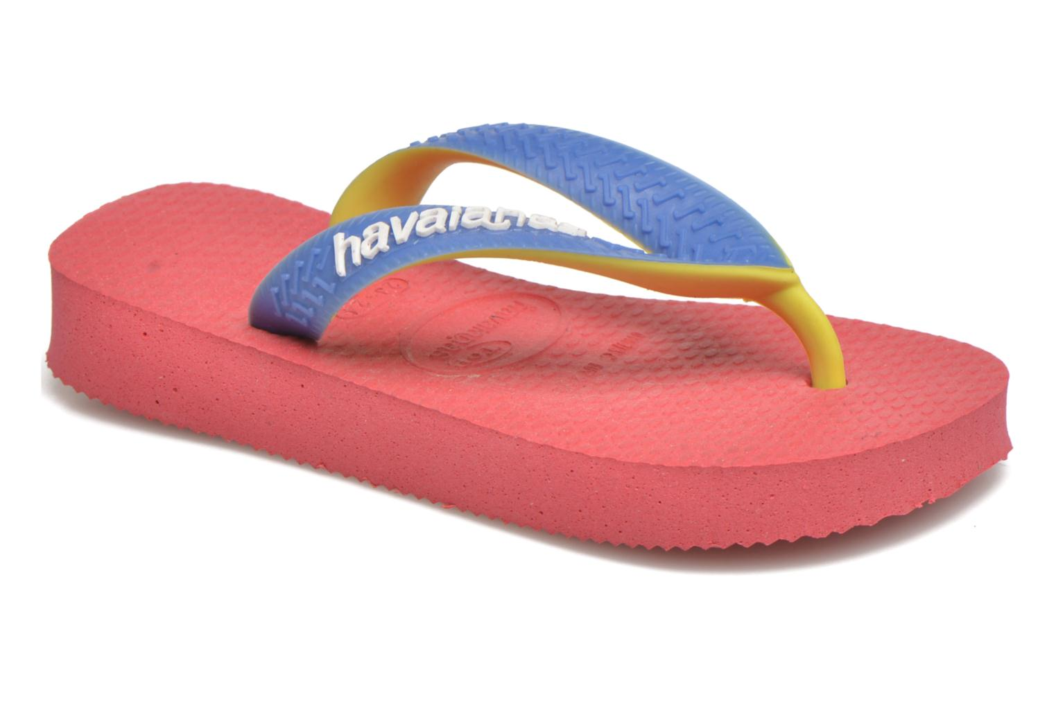 Flip flops Havaianas Top Mix Pink detailed view/ Pair view