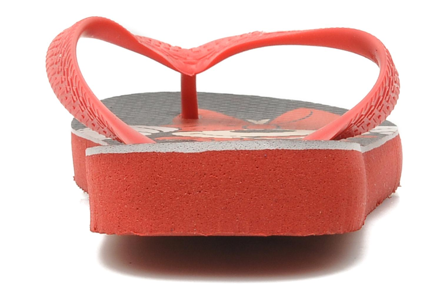Tongs Havaianas Disney Stylish Rouge vue droite