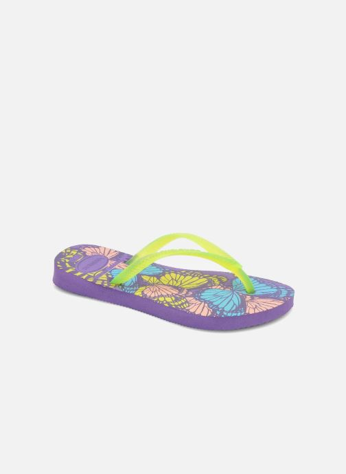 Infradito Havaianas Kids Slim Fashion Multicolore vedi dettaglio/paio