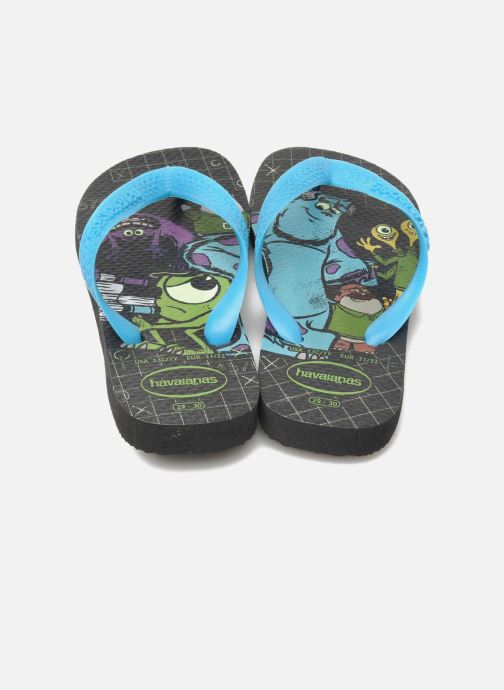 Slippers Havaianas Kids Monster Zwart 3/4'
