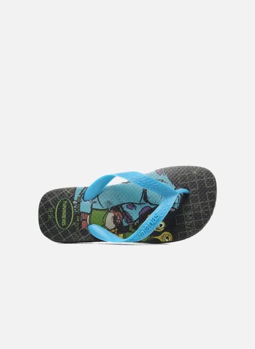 Slippers Havaianas Kids Monster Zwart links