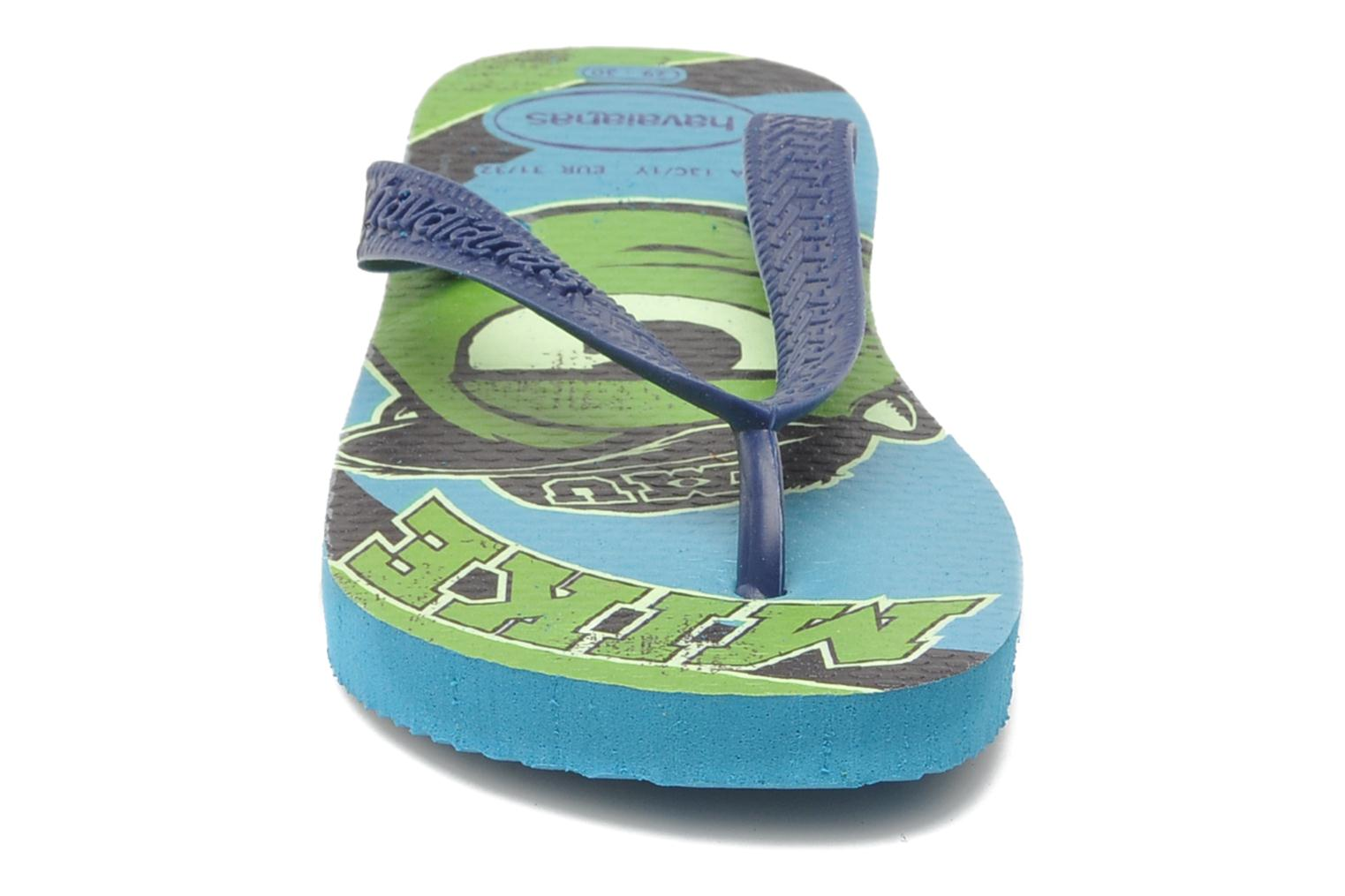 Slippers Havaianas Kids Monster Blauw model