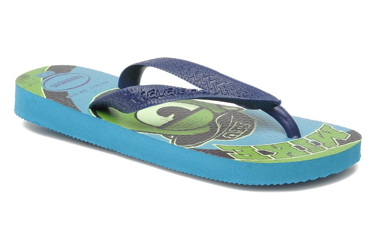 Slippers Havaianas Kids Monster Blauw detail