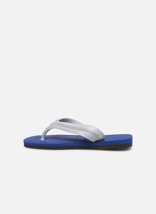 Tongs Havaianas Kids Max Bleu vue face