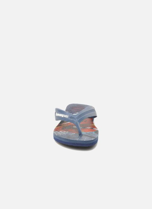 Slippers Havaianas Kids Max Cars Blauw model
