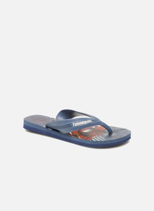 Slippers Havaianas Kids Max Cars Blauw detail
