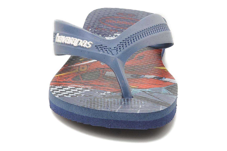 Flip flops & klipklapper Havaianas Kids Max Cars Blå se skoene på