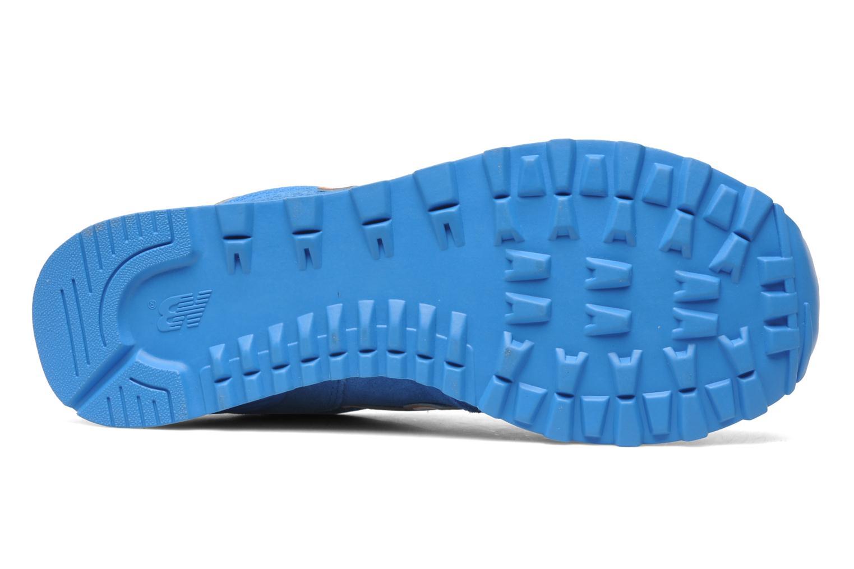 Sneakers New Balance WL574CPT-B Azzurro immagine dall'alto