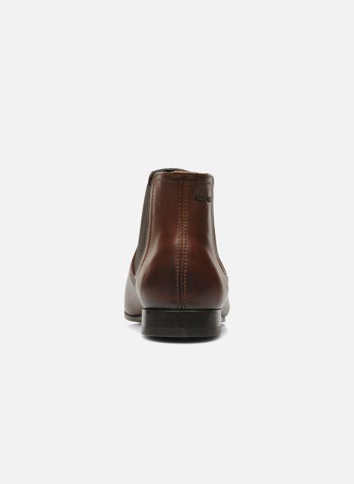 Bottines et boots Azzaro Item Marron vue droite