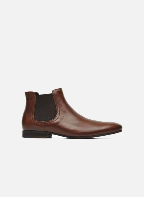 Boots en enkellaarsjes Azzaro Item Bruin achterkant