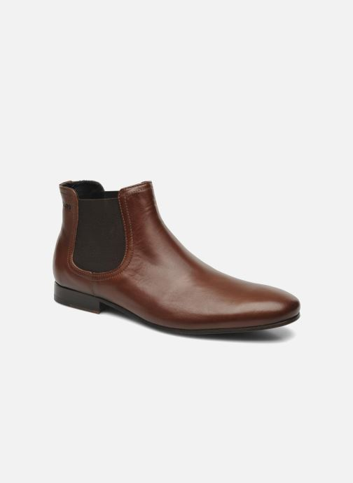 Boots en enkellaarsjes Azzaro Item Bruin detail
