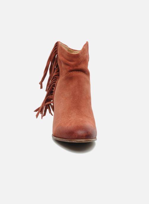 Boots en enkellaarsjes Catarina Martins Capri LE2147 Oranje model