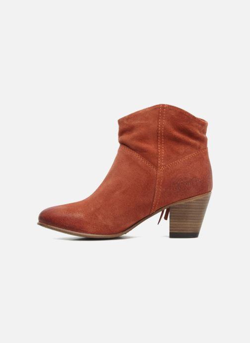 Boots en enkellaarsjes Catarina Martins Capri LE2147 Oranje voorkant
