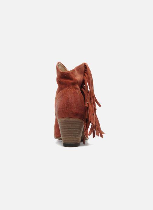 Bottines et boots Catarina Martins Capri LE2147 Orange vue droite