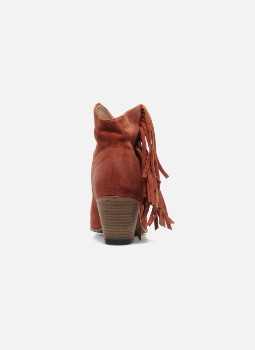 Boots en enkellaarsjes Catarina Martins Capri LE2147 Oranje rechts