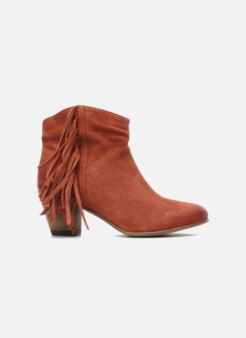 Bottines et boots Catarina Martins Capri LE2147 Orange vue derrière