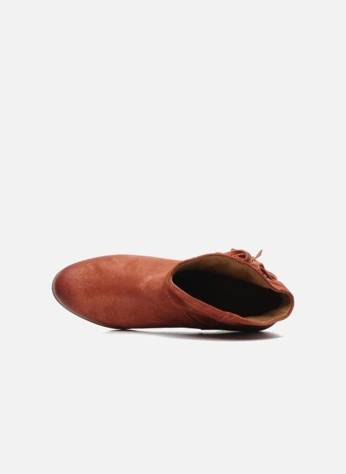 Bottines et boots Catarina Martins Capri LE2147 Orange vue gauche