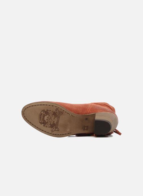 Bottines et boots Catarina Martins Capri LE2147 Orange vue haut