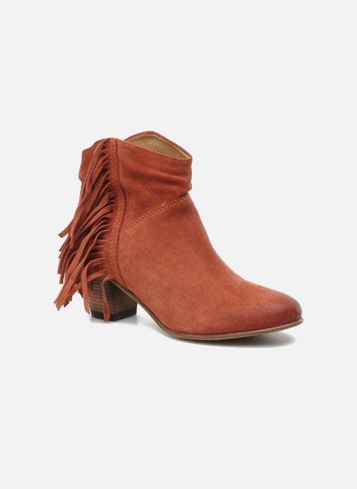 Boots en enkellaarsjes Catarina Martins Capri LE2147 Oranje detail