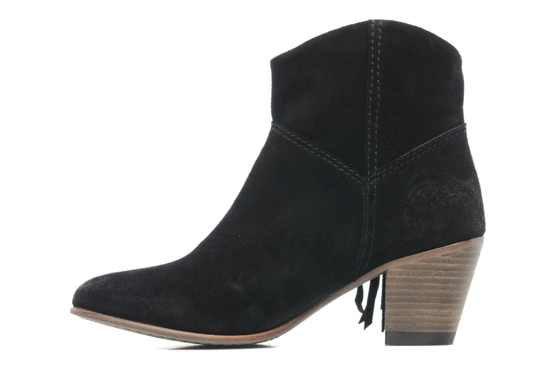 Bottines et boots Catarina Martins Capri LE2147 Noir vue face