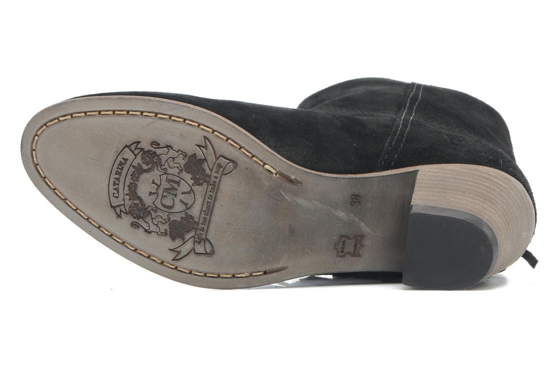 Bottines et boots Catarina Martins Capri LE2147 Noir vue haut