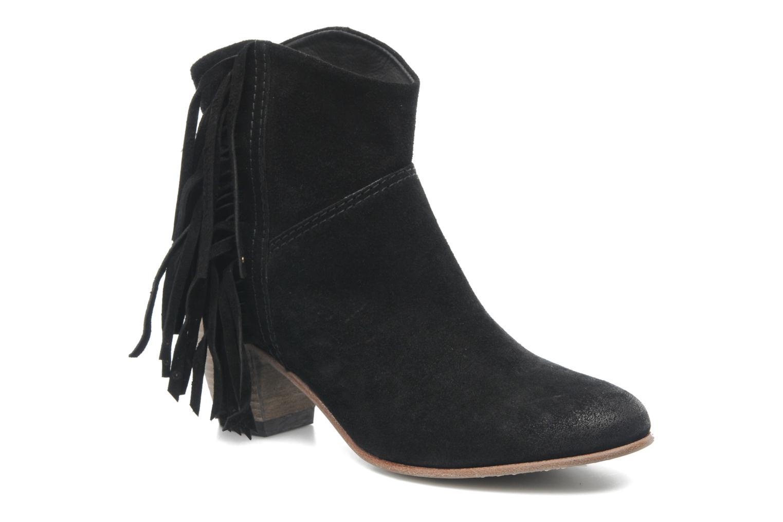 Bottines et boots Catarina Martins Capri LE2147 Noir vue détail/paire