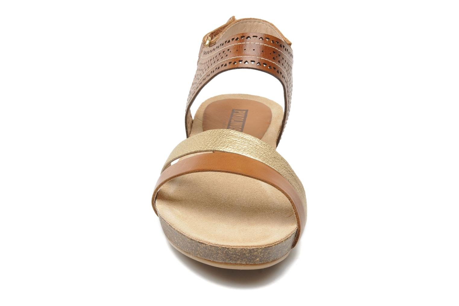 Sandals Pikolinos RENNES 931-7474A Brown model view