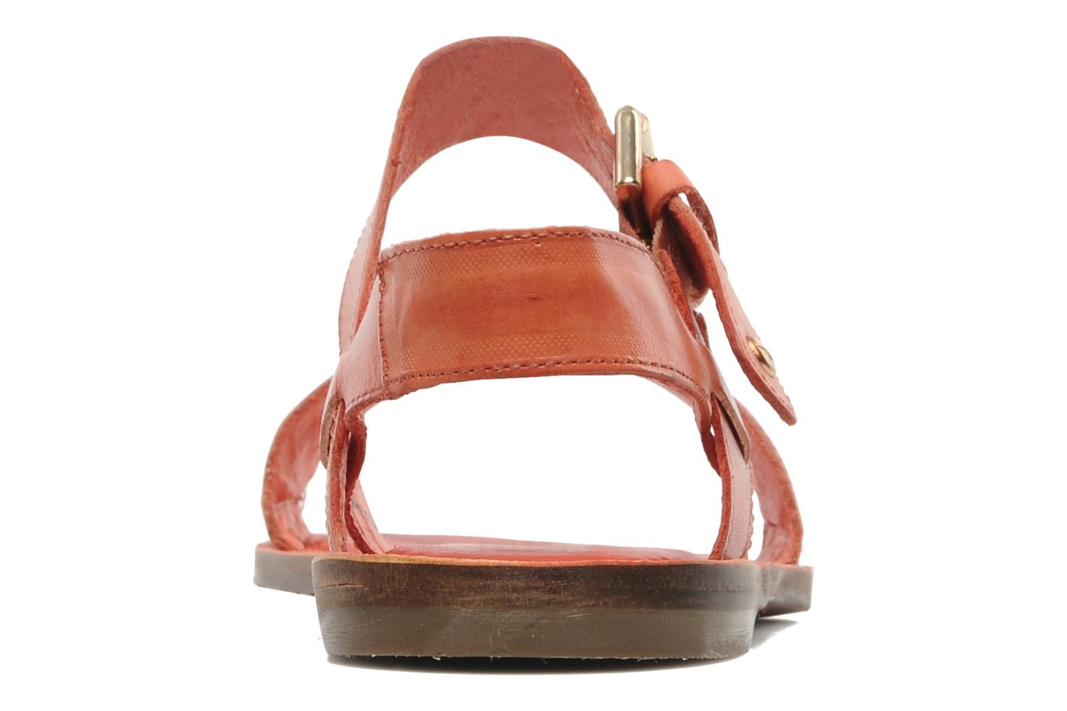 Sandals Pikolinos SAN ANTONIO 941-7598N Orange view from the right