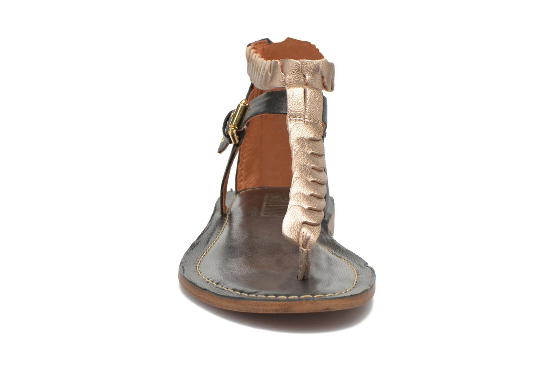 Sandales et nu-pieds Pikolinos SAN ANTONIO 941-7592A Noir vue portées chaussures