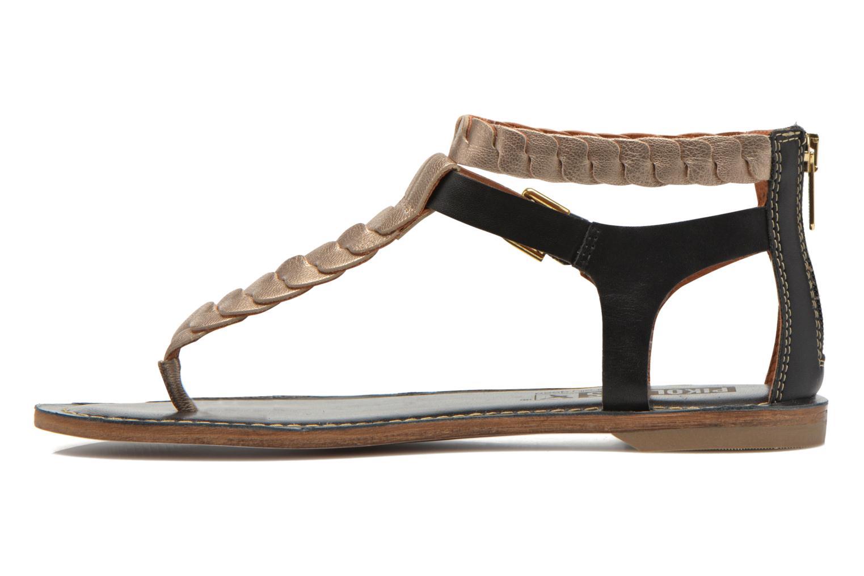Sandales et nu-pieds Pikolinos SAN ANTONIO 941-7592A Noir vue face