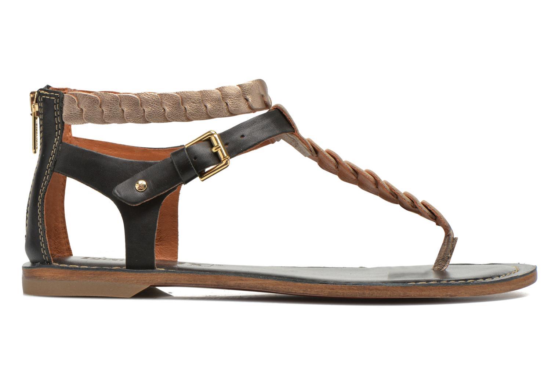 Sandales et nu-pieds Pikolinos SAN ANTONIO 941-7592A Noir vue derrière