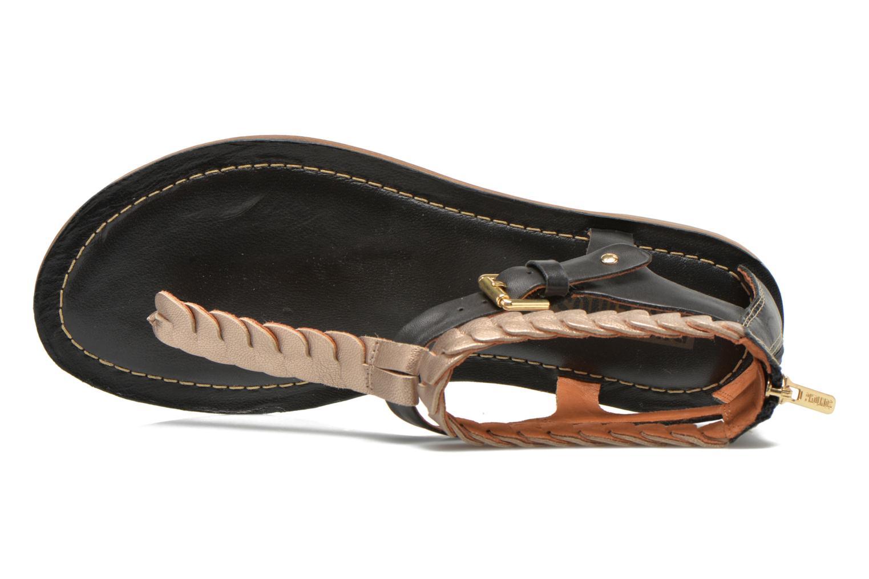 Sandales et nu-pieds Pikolinos SAN ANTONIO 941-7592A Noir vue gauche