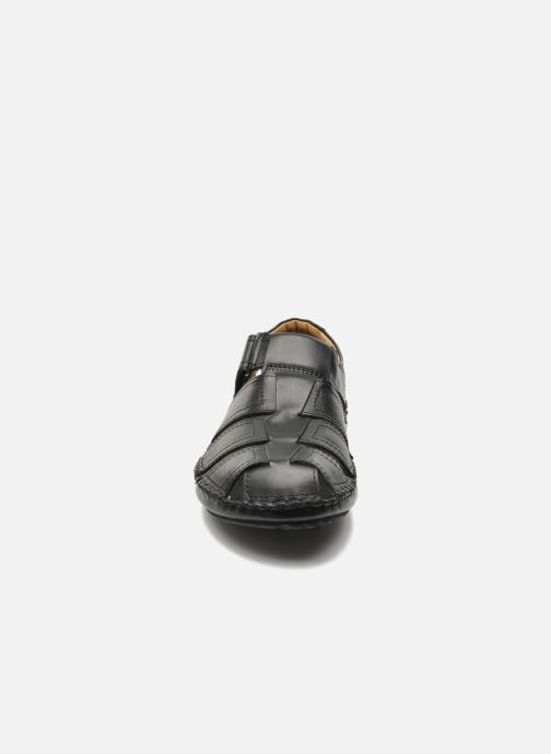 Sandalen Pikolinos Tarifa 06J-5433 schwarz schuhe getragen