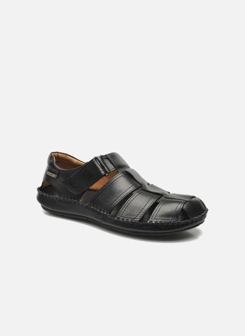 Sandalen Pikolinos Tarifa 06J-5433 schwarz detaillierte ansicht/modell