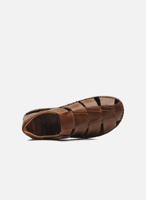 Sandales et nu-pieds Pikolinos Tarifa 06J-5433 Marron vue gauche