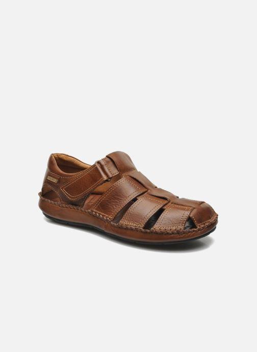 Sandales et nu-pieds Pikolinos Tarifa 06J-5433 Marron vue détail/paire