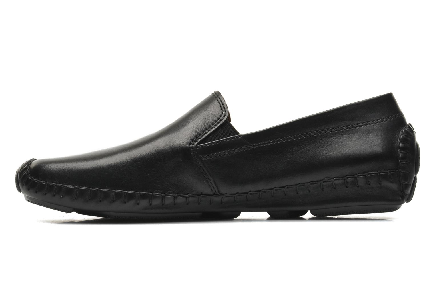 Loafers Pikolinos Jerez 09Z-5511 Black front view