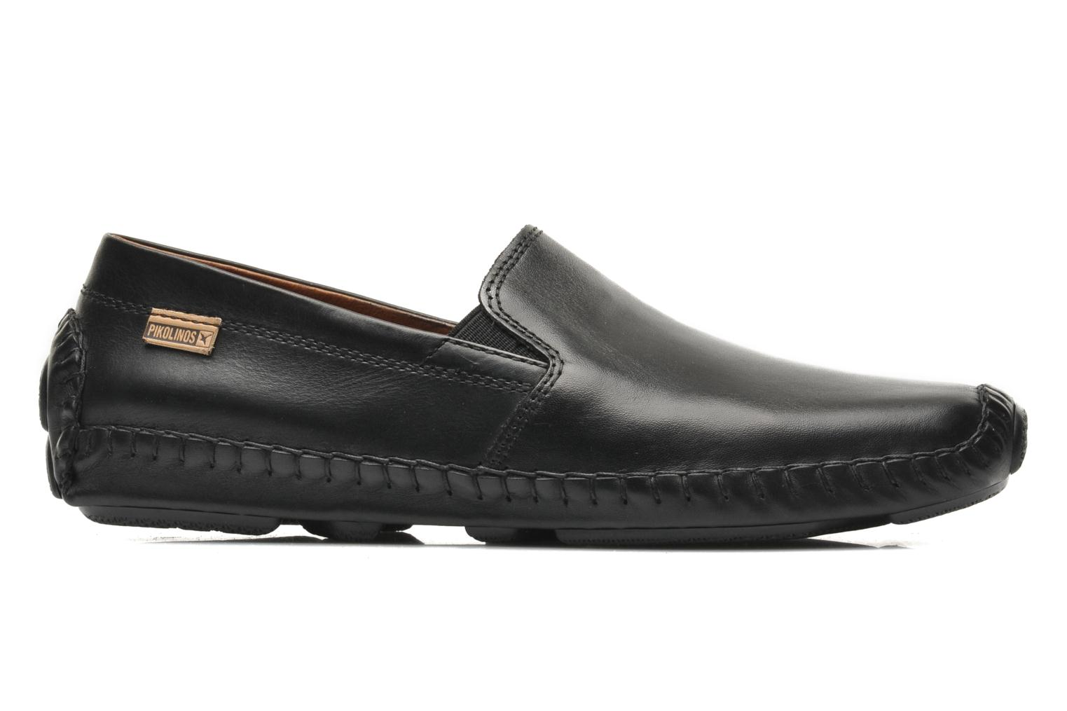 Loafers Pikolinos Jerez 09Z-5511 Black back view