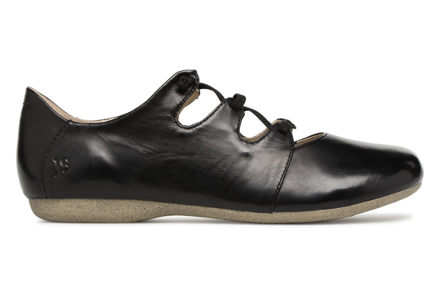 Ballet pumps Josef Seibel Fiona 04 Black back view