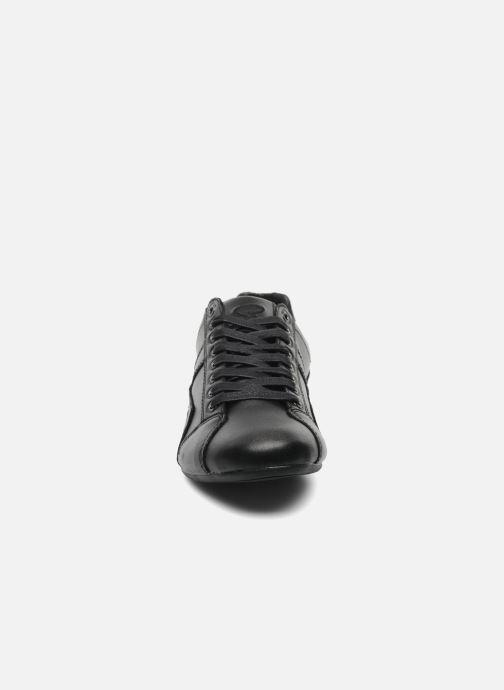 Sneaker Redskins Toniko schwarz schuhe getragen