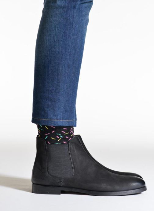 Ankle boots Melvin & Hamilton Susan 10 Brown view from underneath / model view