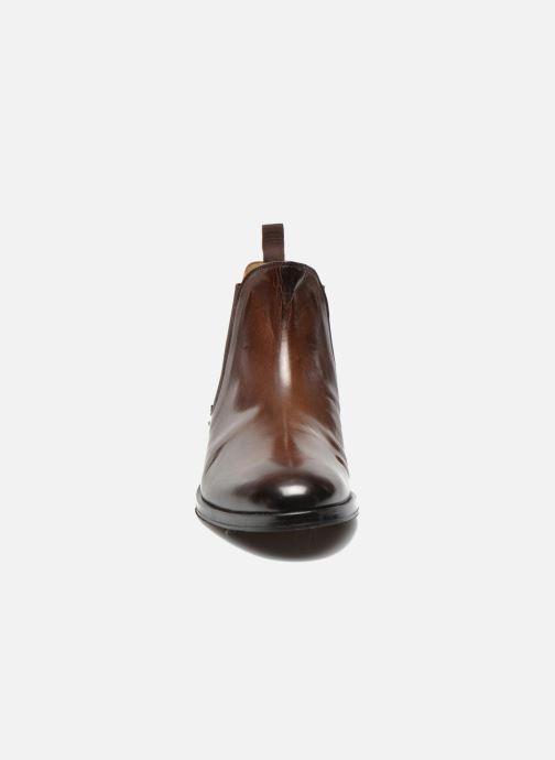 Ankle boots Melvin & Hamilton Susan 10 Brown model view