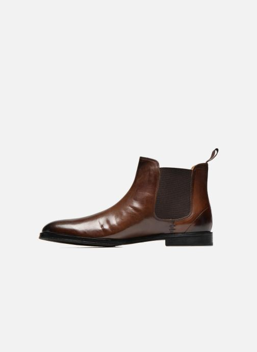 Ankle boots Melvin & Hamilton Susan 10 Brown front view