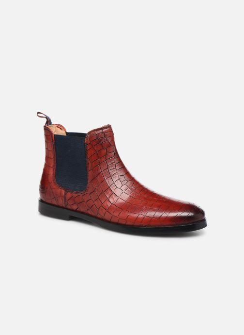 Bottines et boots Melvin & Hamilton Susan 10 Rouge vue détail/paire