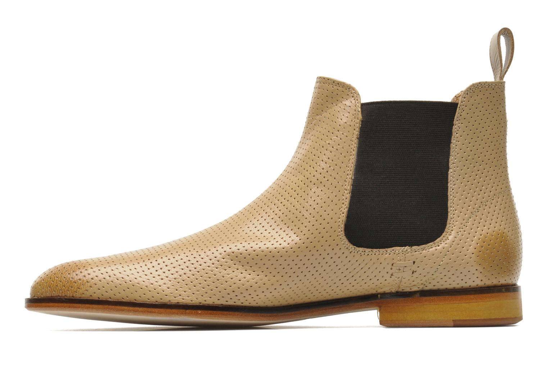 Boots en enkellaarsjes Melvin & Hamilton Susan 10 Beige voorkant