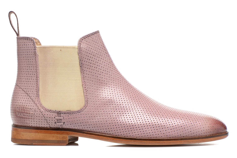 Boots en enkellaarsjes Melvin & Hamilton Susan 10 Roze achterkant