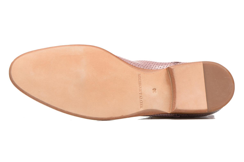 Boots en enkellaarsjes Melvin & Hamilton Susan 10 Roze boven