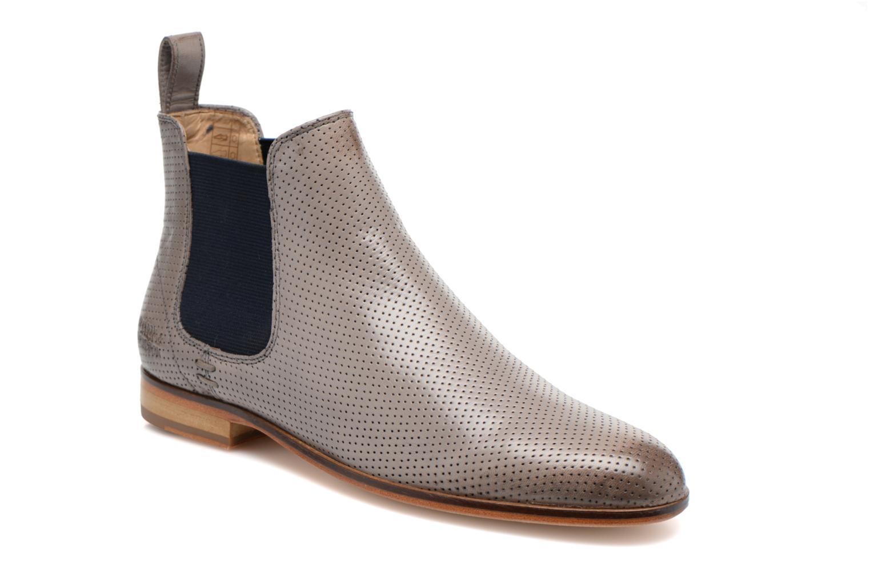 Bottines et boots Melvin & Hamilton Susan 10 Gris vue détail/paire